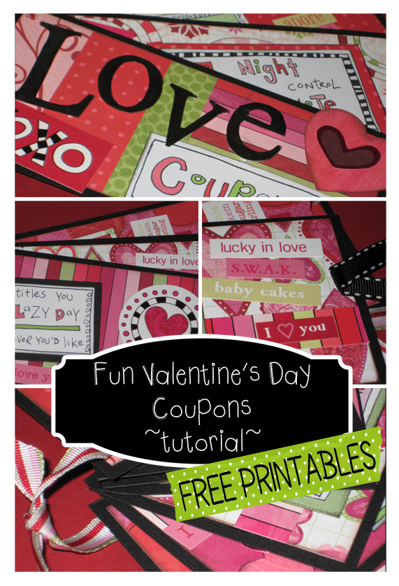 free printables love coupons